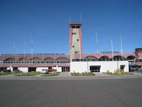 Rodriguez Ballon International Airport