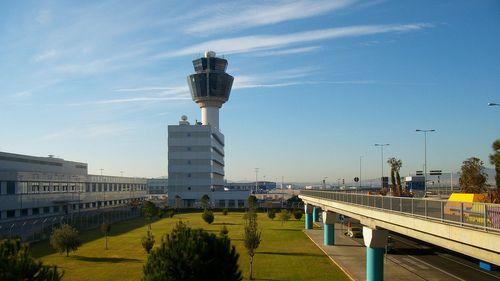 Eleftherios Venizelos International Airport