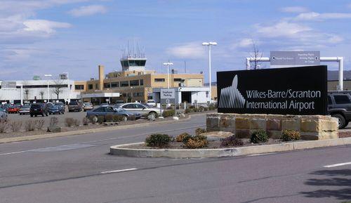 Wilkes-Barre/Scranton International Airport