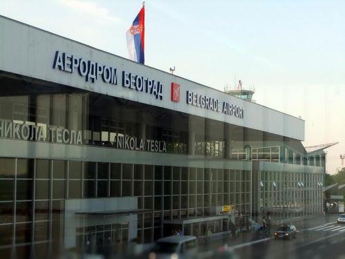 Belgrad Nikola Tesla Airport
