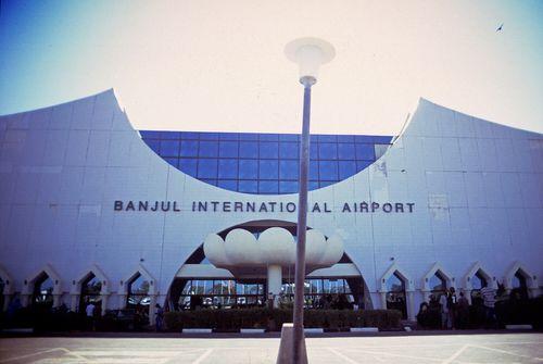 Yundum International Airport