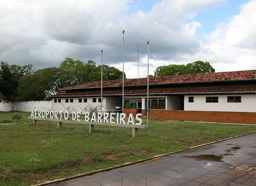 Barreiras Airport