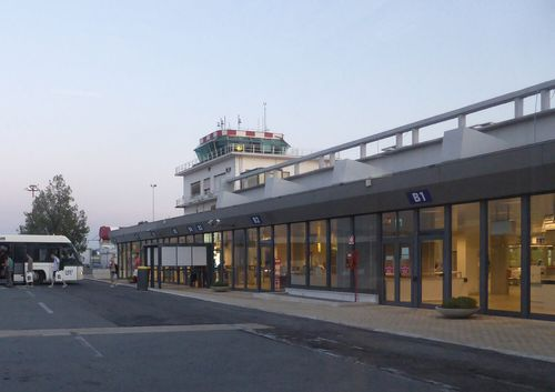 Ciampino-G. B. Pastine International Airport