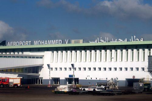Mohamed V International Airport