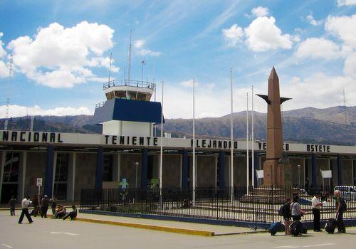 Alejandro Velasco Astete International Airport