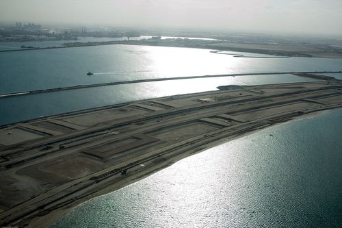 Dubai World Central - Al Maktoum International Airport
