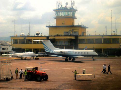 N'djili Airport