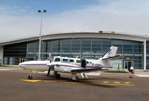 Saint Pierre Airport