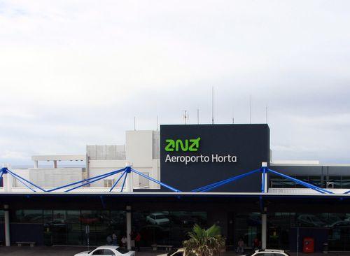 Horta Airport