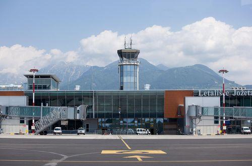 Ljubljana Joze Pucnik Airport