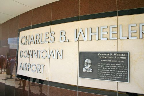 Charles B. Wheeler Downtown Airport