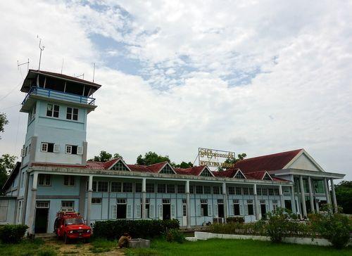 Myitkyina Airport