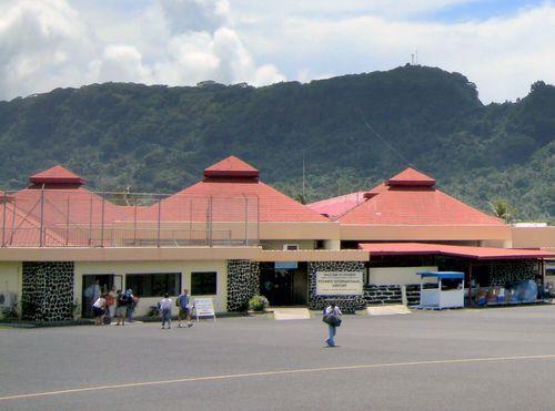 Pohnpei Airport