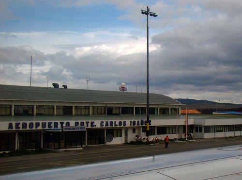 Pres Ibanez Airport