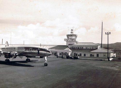 Vila Do Porto Airport