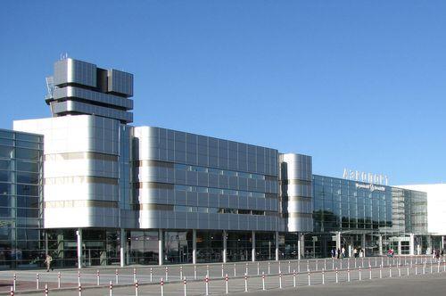Koltsovo International Airport