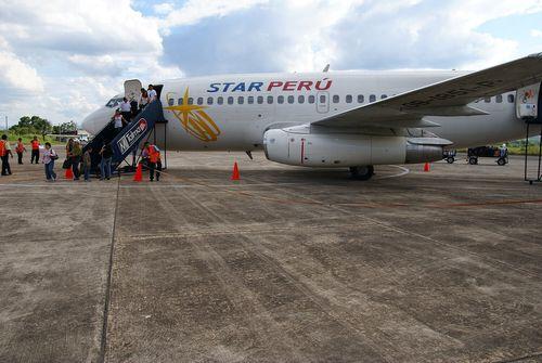 Cad. FAP Guillermo del Castillo Paredes Airport