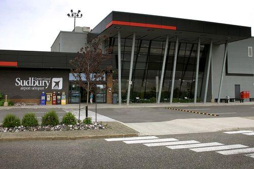 Sudbury Airport