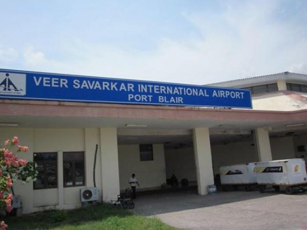 Port Blair Airport