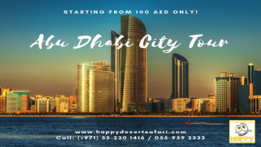 A Complete Guide to Visit Abu Dhabi In 2021