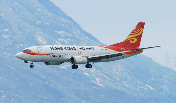 Hong Kong Air Cargo