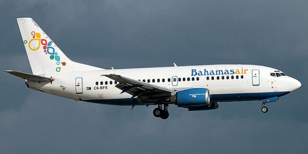 Bahamasair airline