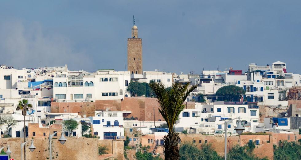 Places to visit Kasbah Des Oudaias, Morocco
